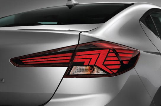 LED Rear lamps