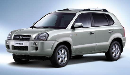 Vehicle History 2000 Tucson
