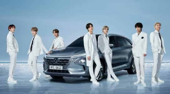 Hyundai x BTS : An invitation to a sustainable earth