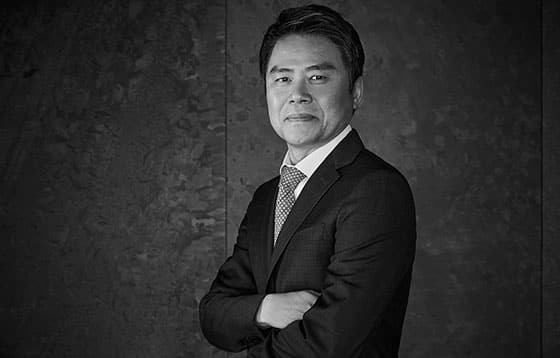 wonhong cho, chief marketing officer