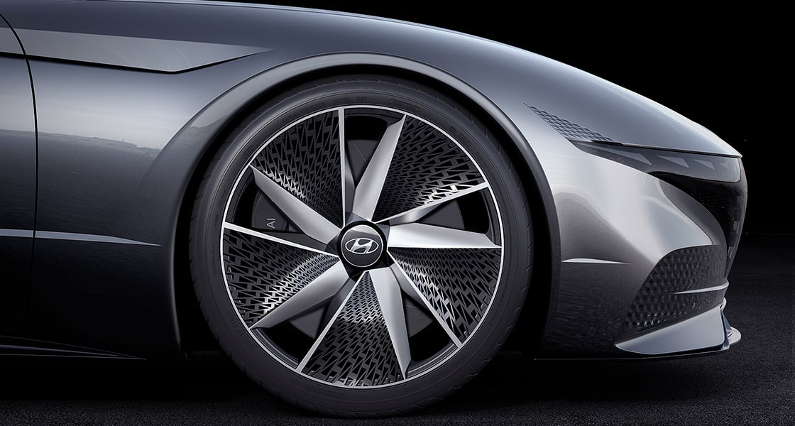 concept car, 2018 le fil rouge wheel