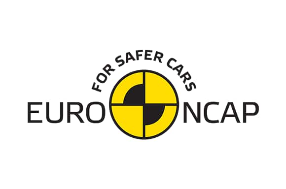 safety award euro ncap logo veiw