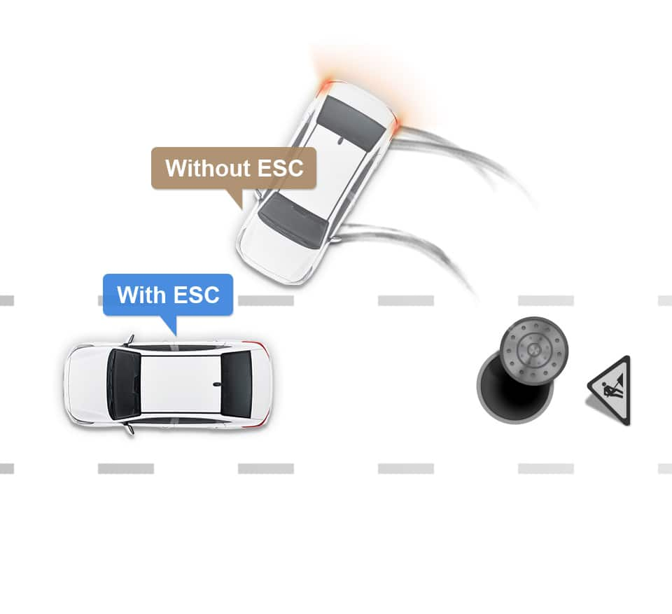 Electronic Stability Control (ESC) image