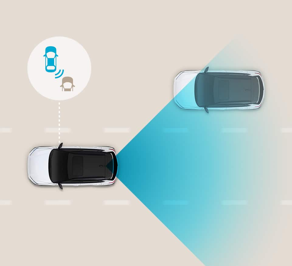 Blind-spot Collision Warning (BCW) image
