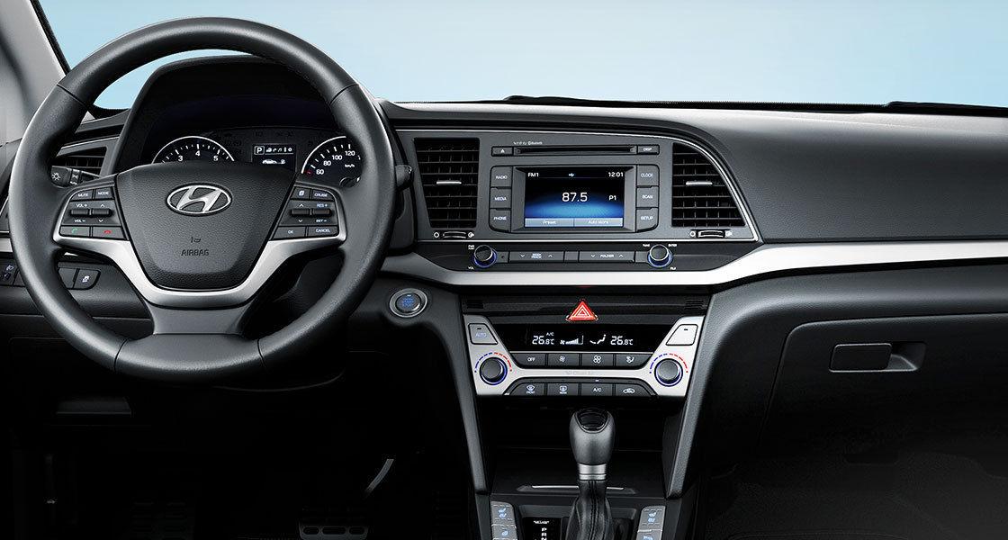 elantra interior front seat