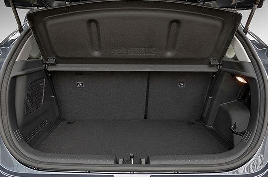 Više prtljažnog prostora.