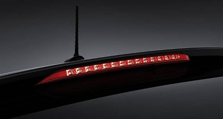 LED high-mounted stop lamp