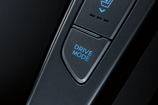 Drive mode system button