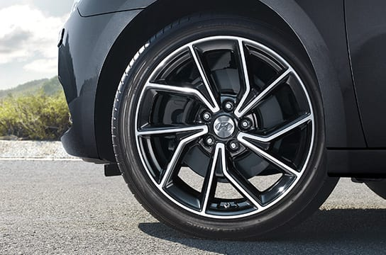 18inch alloy wheel
