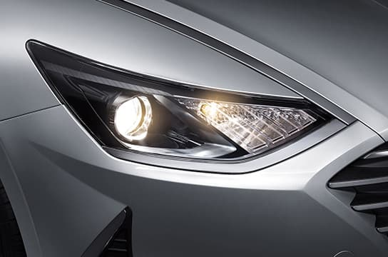 Sonata Projection headlamps / Daytime running light (Bulb)