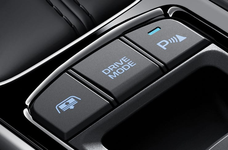 Drive mode control system