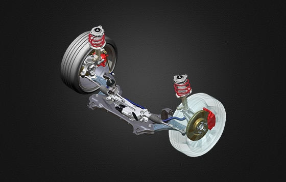 N Power Sense Axle