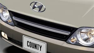 image of county front bumper and fog lamps