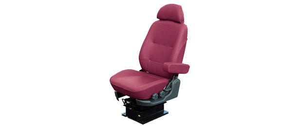 image of super aero city driver seat with air suspension