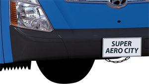 image of super aero city corner bumper