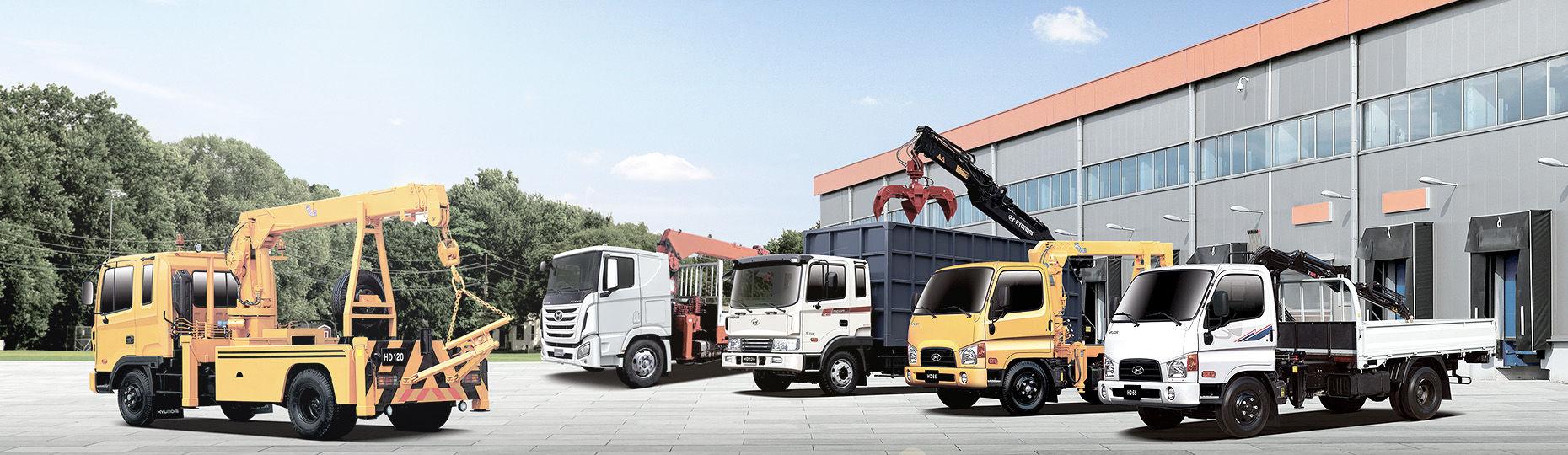 crane truck knuckle crane