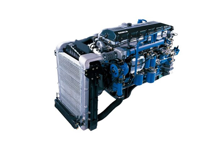 image of D6AC engine