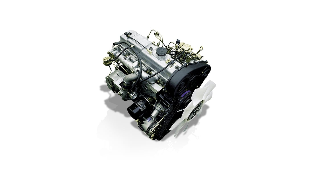 Every Hyundai engine's built to give years of reliable service, to save your money and increase operating efficiency.