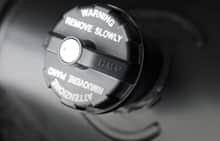 fuel tank lock
