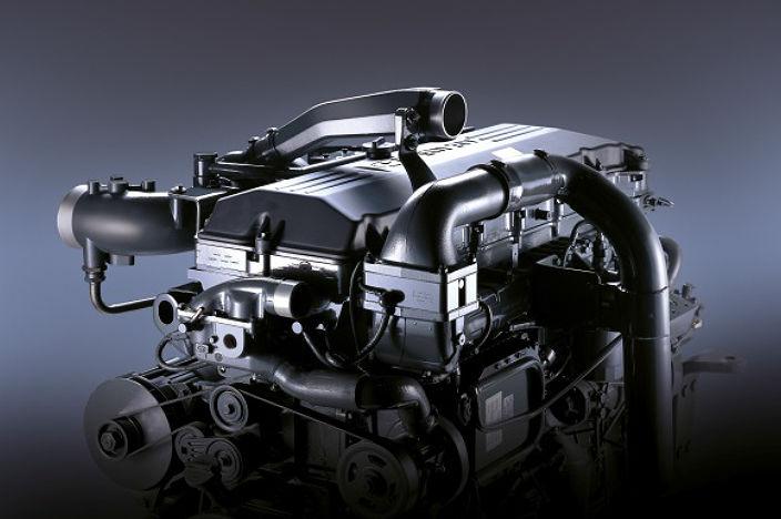 image of D6CB3H engine