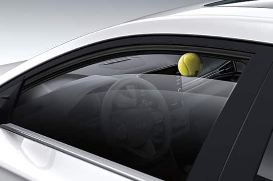 IONIQ electric safety power window controls