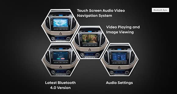 Audio video navigations