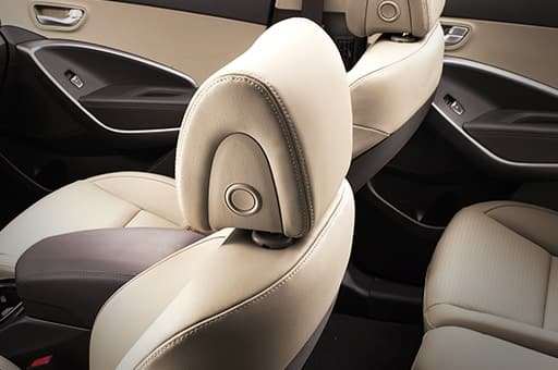 4-way headrests