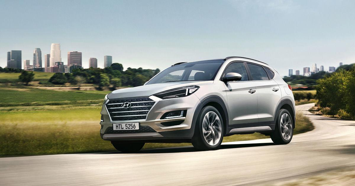 Tucson Highlights Suv Hyundai Worldwide