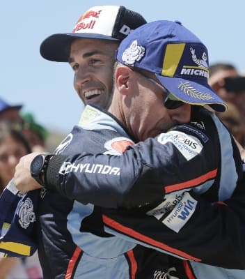 Sordo first victory