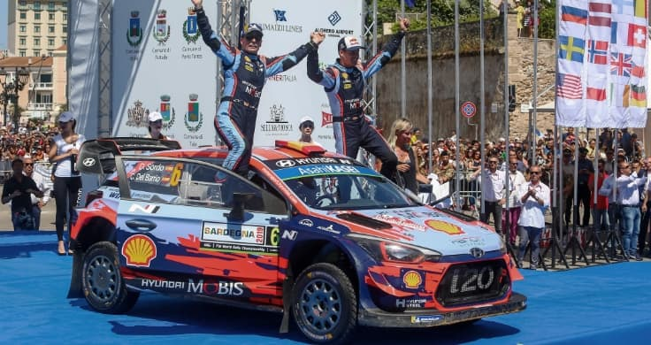 Sordo first victory with i20