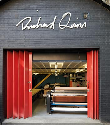 richard quinn studio