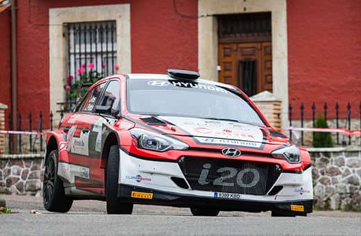 i20 R5 customers lead international and domestic championships