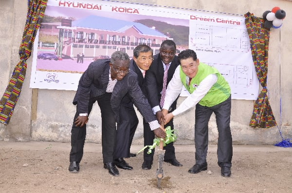 Hyundai To Set Up Technical Training Center In Ghana2