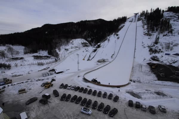 Ski Flying WC VIK Hyundai Provides Vehicles For Ski Flying Championships5