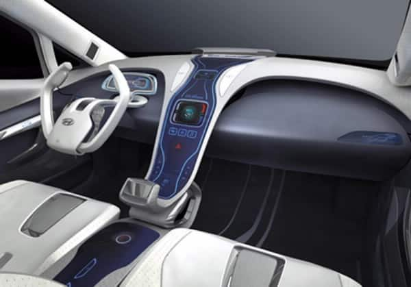 HMCA Blue Will - Interior