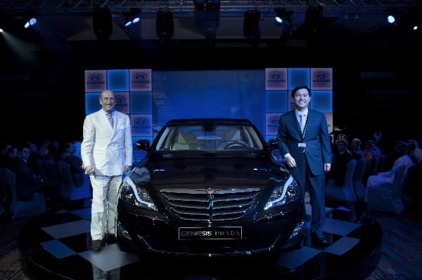Hyundai Launches Genesis Prada in the Middle East2
