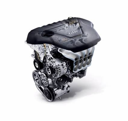 Wards Auto 10 Engine Gamma GDi Engine