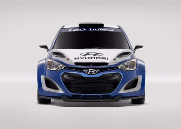 Hyundai ready for WRC return