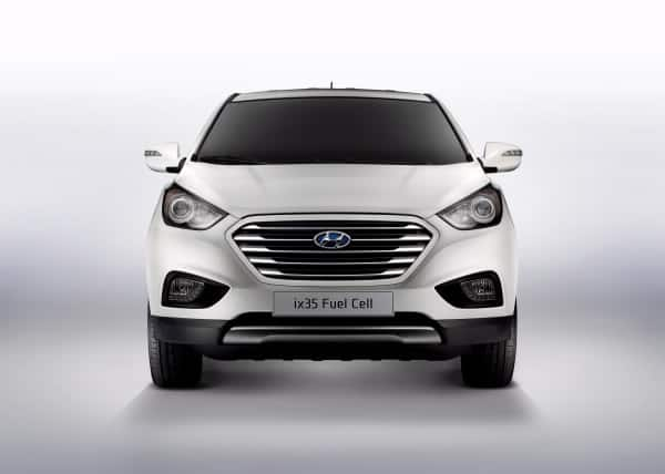 Hyundai Is First To Launch Series Production Of Zero-Emissions Hydrogen Fuel Cell Vehicle