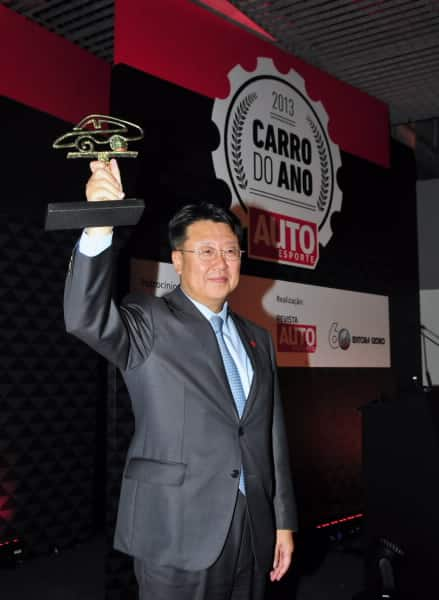 Hyundai HB20 Named 2013 Brazilian Car of the Year photo1