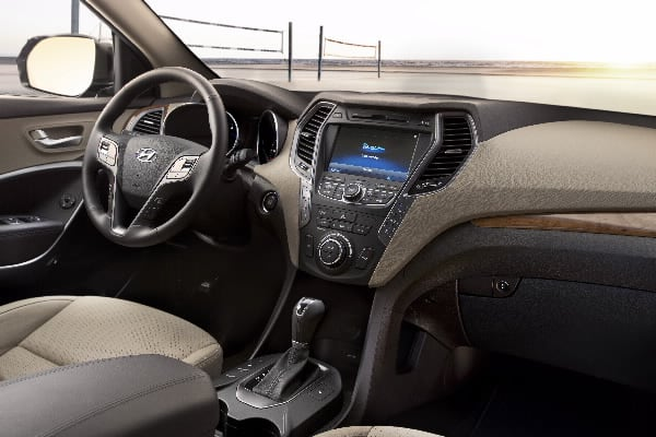 HYUNDAI SHOWCASES THE 2013 SIX/SEVEN-PASSENGER SANTA FE AT THE 2012 LOS ANGELES AUTO SHOW 5