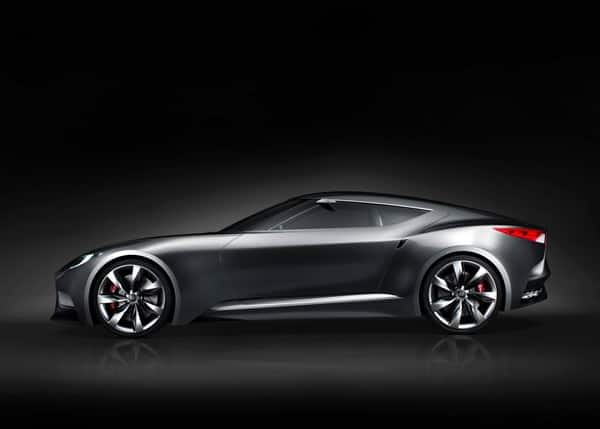 Hyundai Luxury Sports Coupe Concept HND-9 Makes its World Debut at the 2013 Seoul Motor Show