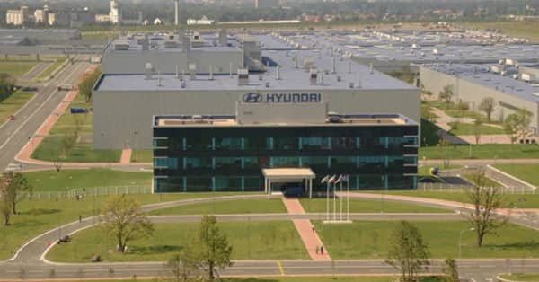 Hyundai Produces One Millionth Car at Czech Factory