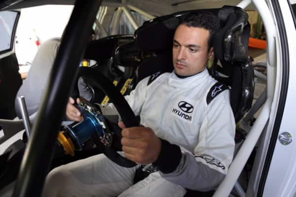 Bouffier Joins Hyundai Motorsport's 2013 Testing Program
