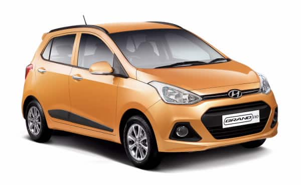 Hyundai Motor showcases new Grand i10, A Stylish Family Car for the Indian market