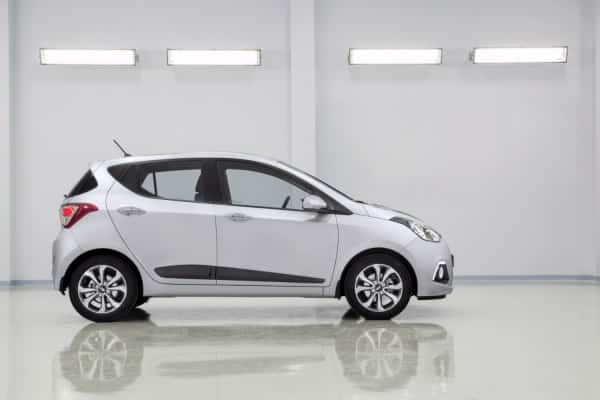 Hyundai Motor introduces new levels of true value with spacious and sophisticated New Generation i10 for Europe