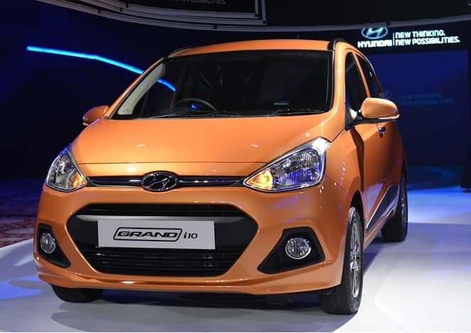 Hyundai Motor Launches Grand i10 in India