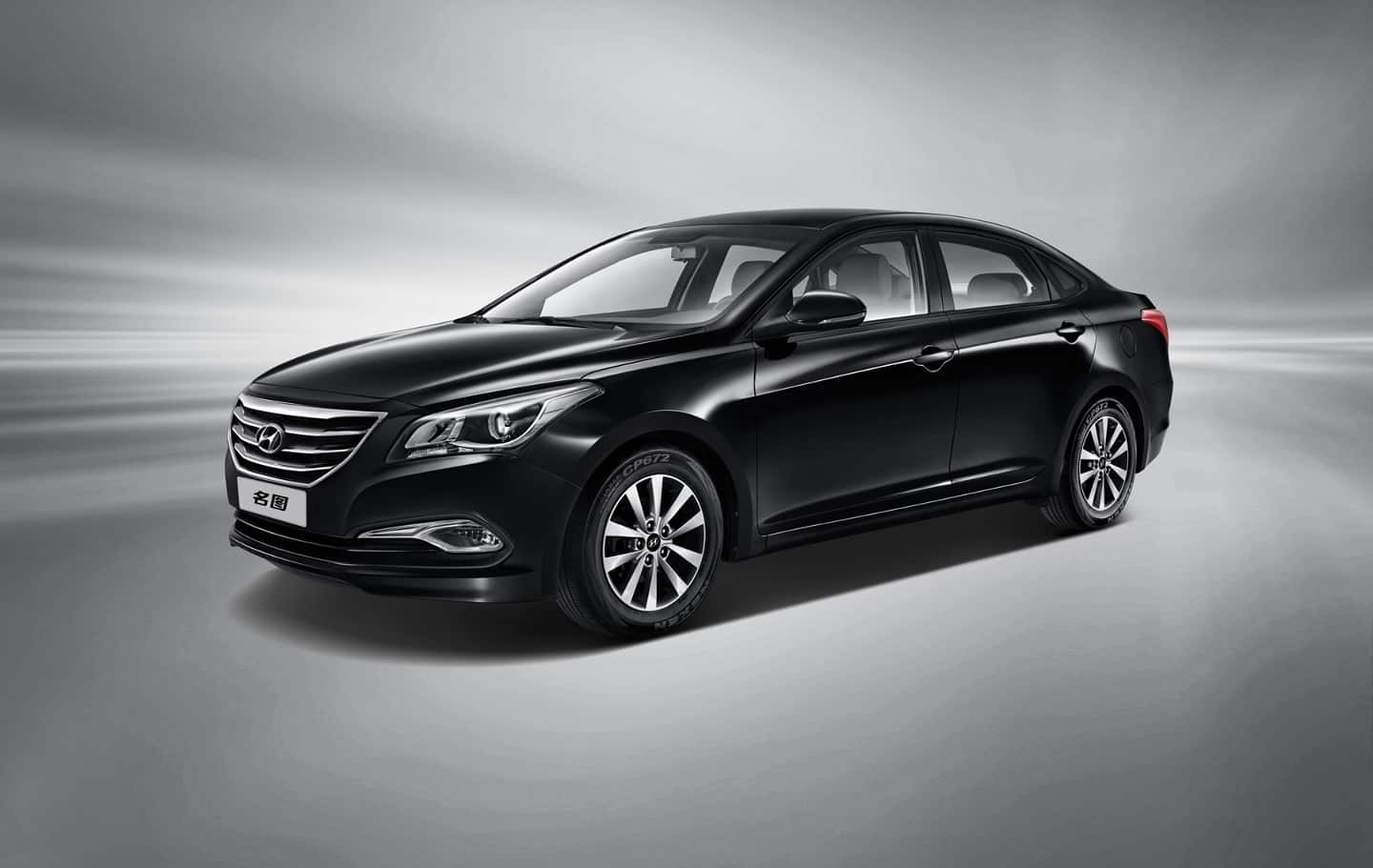 Hyundai Launches China-Exclusive Model 'Mistra'