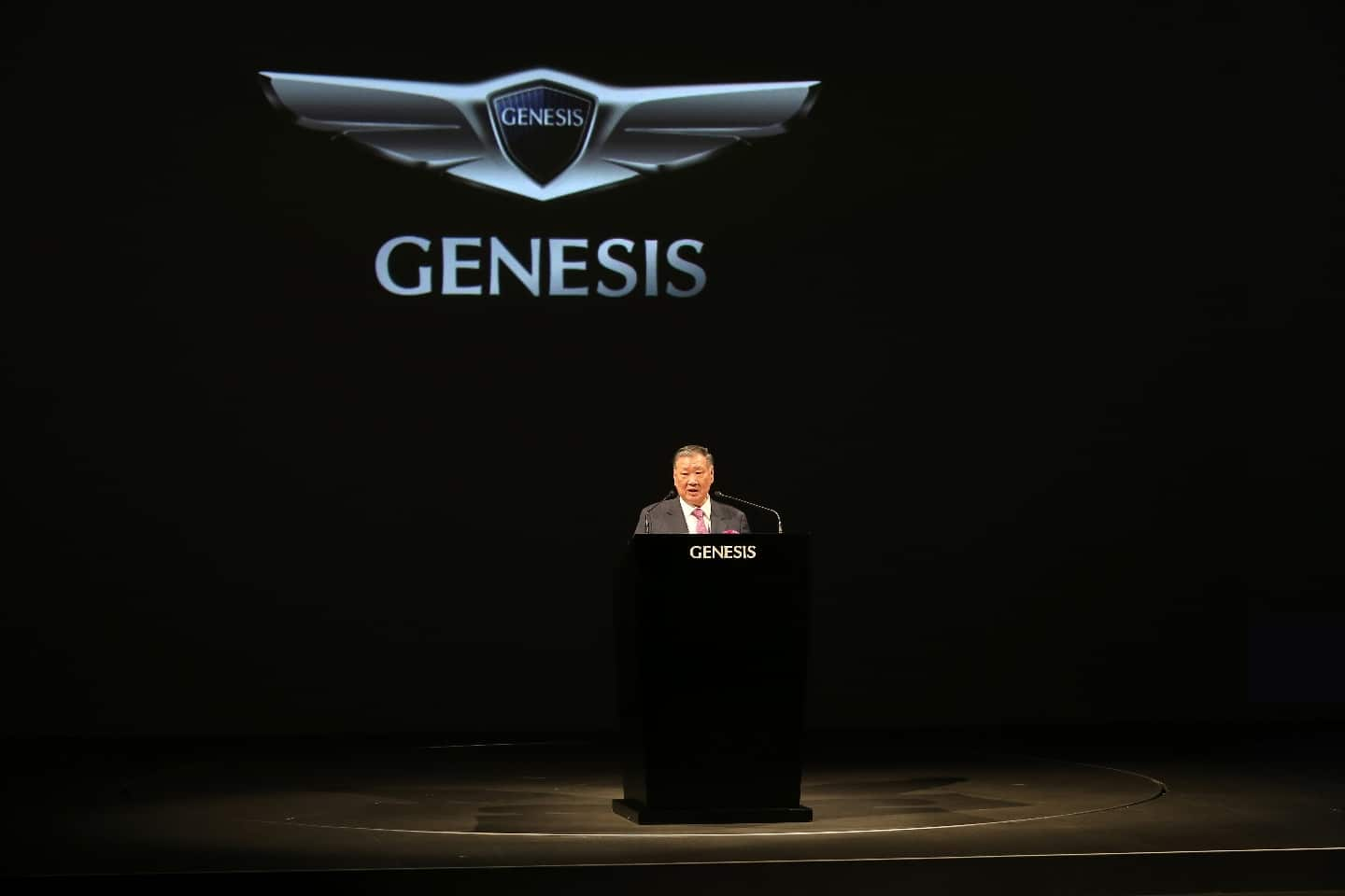 All-New Genesis launch event photo 7