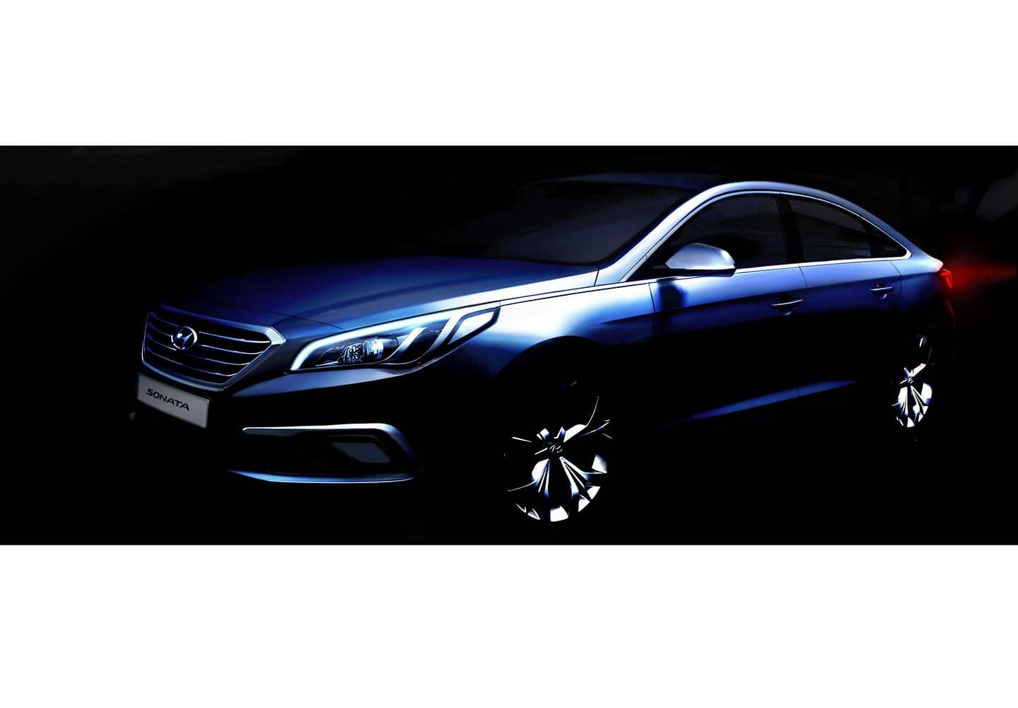 Hyundai Motor Previews Soon-To-Be Launched All-New Sonata
